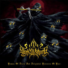Load image into Gallery viewer, DARK WISDOM: Hymns of Death and Delightful Histories of Hate (CD)