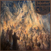 Load image into Gallery viewer, INQUISITION: Magnificent Glorification of Lucifer (CD)