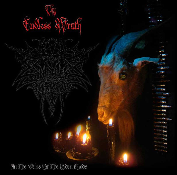THY ENDLESS WRATH: In the Veins of the Olden Gods (CD)