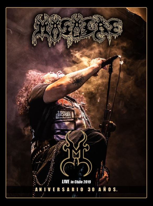 MASACRE: Live in Chile 2019 (CD+DVD)