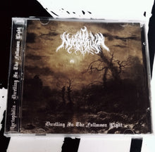 Load image into Gallery viewer, NYCTOPHILIA: Dwelling In The Fullmoon Light (CD)