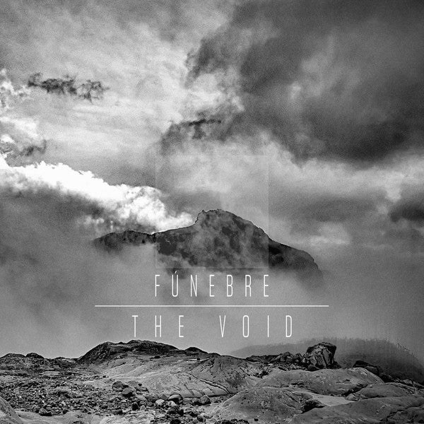 FÚNEBRE: The Void (CD)