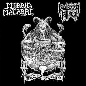 MORBID MACABRE / DESTROYER ATTACK: Pacto Negro (7