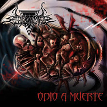 Load image into Gallery viewer, LUGZBURZ: Odio a Muerte (CD)