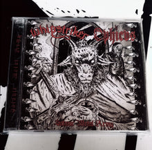 Load image into Gallery viewer, WHIPSTRIKER / OPHICVS: Satanic Metal Army (CD)