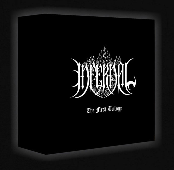 INFERNAL: The First Trilogy (Box Set) - PREVENTA-