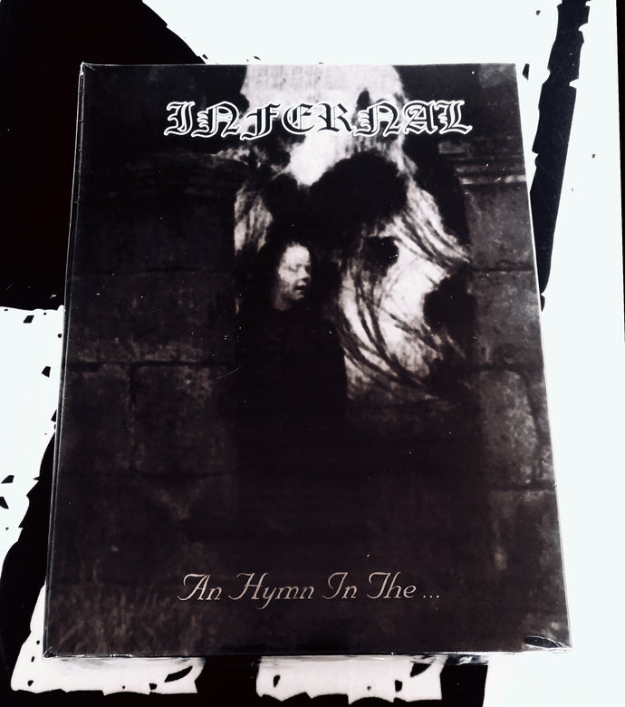 INFERNAL: An Hymn in the... (A5 Digipak CD)