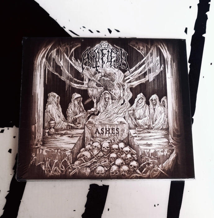 ANTIFLESH: Ashes (CD)
