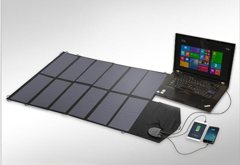 80W Portable Solar Charger