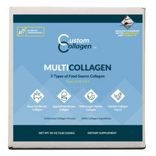 Load image into Gallery viewer, Multi Collagen Peptides 5lbs