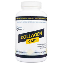 Load image into Gallery viewer, Beef Collagen Peptides Capsules