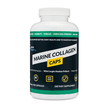Load image into Gallery viewer, Marine Collagen Peptides Capsules