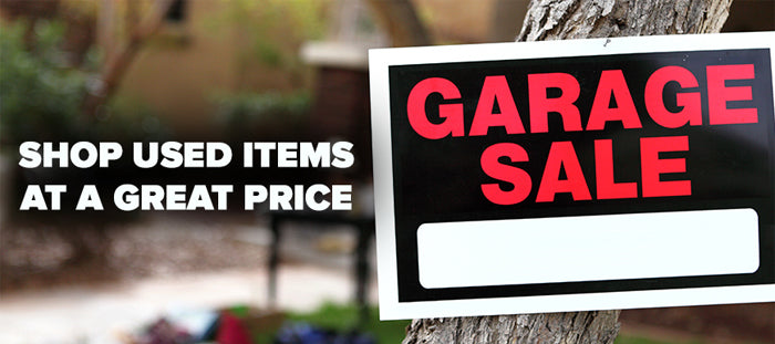 Nelly's Surplus Garage Sale: Shop Used Items at a Great Price