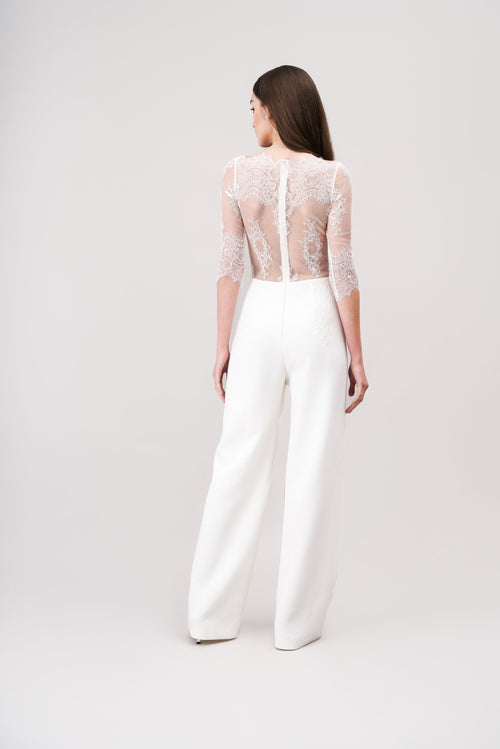 CARLA Bridal jumpsuit