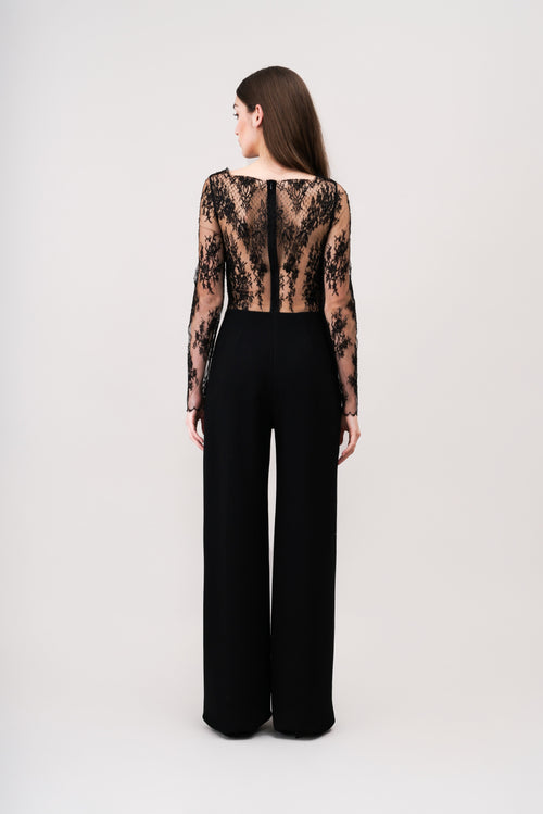 DIANE Lace Jumpsuit