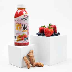 Load image into Gallery viewer, TuMe Turmeric Water +Berries