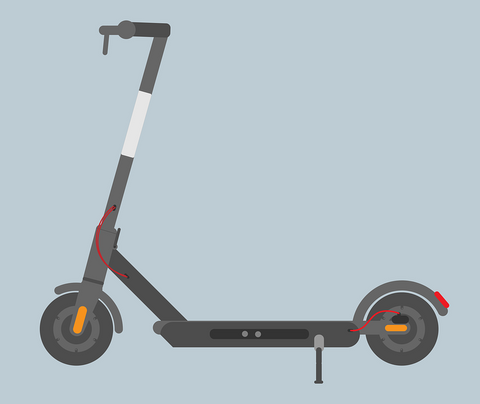 Kugoo electric scooter
