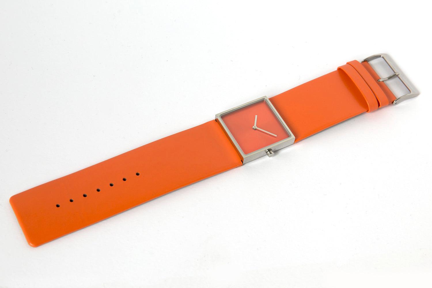 Armbanduhr dsign:time orange