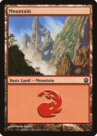 Mountain (245) [Theros]