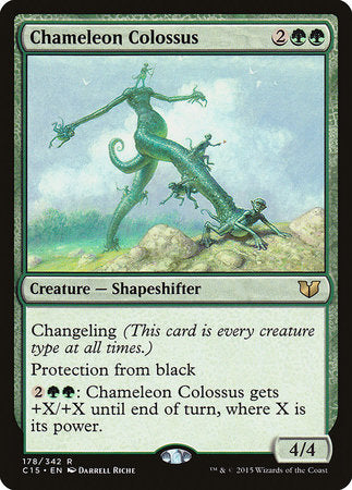 Chameleon Colossus [Commander 2015] | Most Excellent Gaming