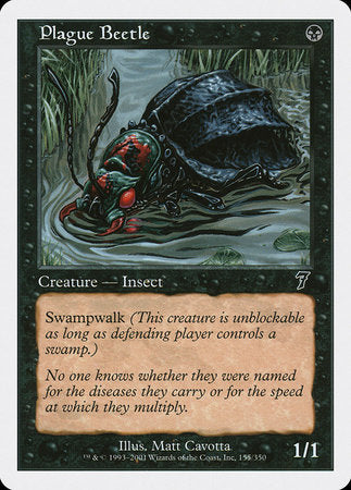 Plague Beetle [Seventh Edition]