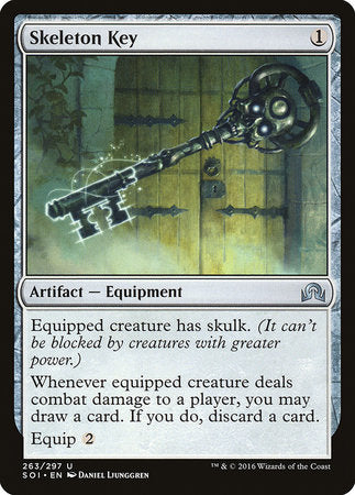 Skeleton Key [Shadows over Innistrad] | Most Excellent Gaming