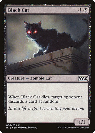 Black Cat [Magic 2015] | Most Excellent Gaming