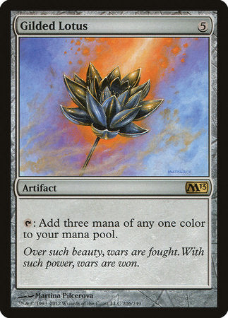 Gilded Lotus [Magic 2013] | Most Excellent Gaming