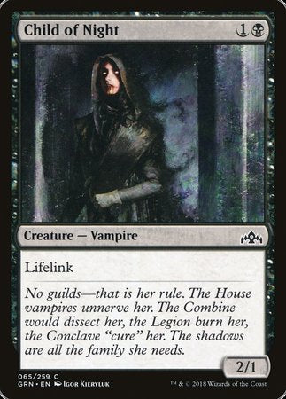 Child of Night [Guilds of Ravnica]