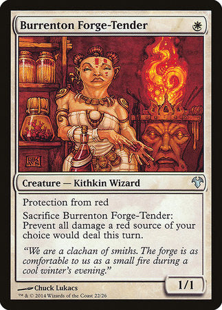 Burrenton Forge-Tender [Modern Event Deck 2014]