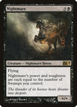 Nightmare [Magic 2014]