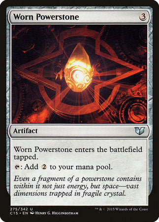 Worn Powerstone [Commander 2015]