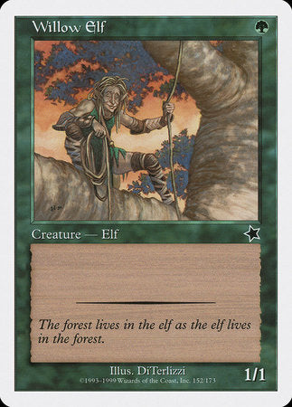 Willow Elf [Starter 1999]