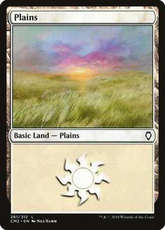 Plains (281) [Commander Anthology Volume II]