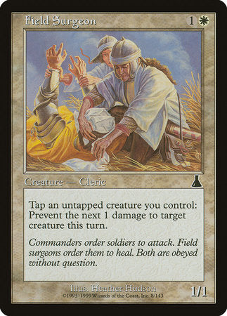 Field Surgeon [Urza's Destiny]