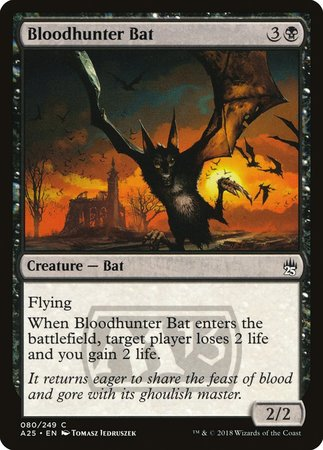 Bloodhunter Bat [Masters 25]
