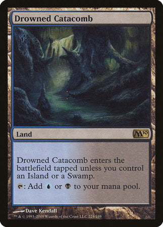 Drowned Catacomb [Magic 2010]