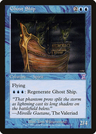 Ghost Ship [Time Spiral Timeshifted]