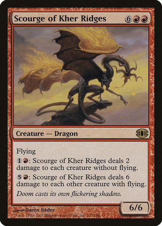 Scourge of Kher Ridges [Future Sight]