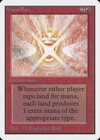 Mana Flare [Unlimited Edition]