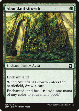 Abundant Growth [Eternal Masters]