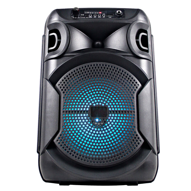 "8"" Portable Bluetooth® Speaker with True Wireless Technology"