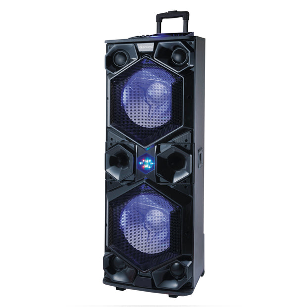 "2 x 15"" Speaker System with True Wireless Technology"