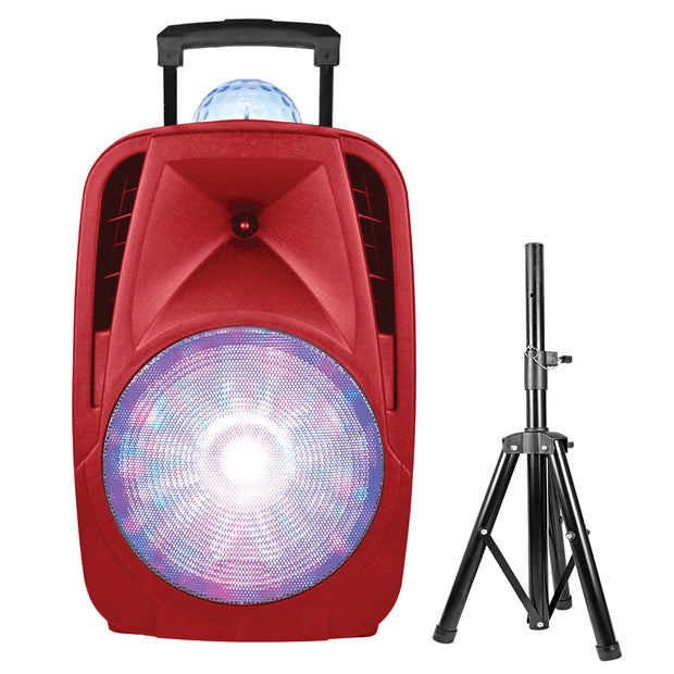 "15"" Tailgate Bluetooth® Speaker with Disco Ball"