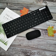 2.4GHz  Slim Wireless Keyboard/Mouse Combo
