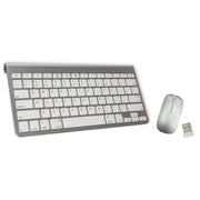 2.4GHz  Ultra-Slim Wireless Keyboard/Mouse Combo