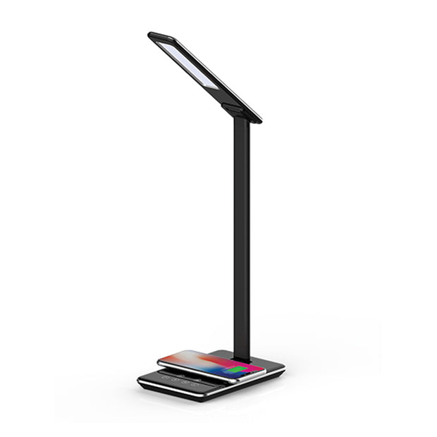 LED Desk Lamp with Qi Charger