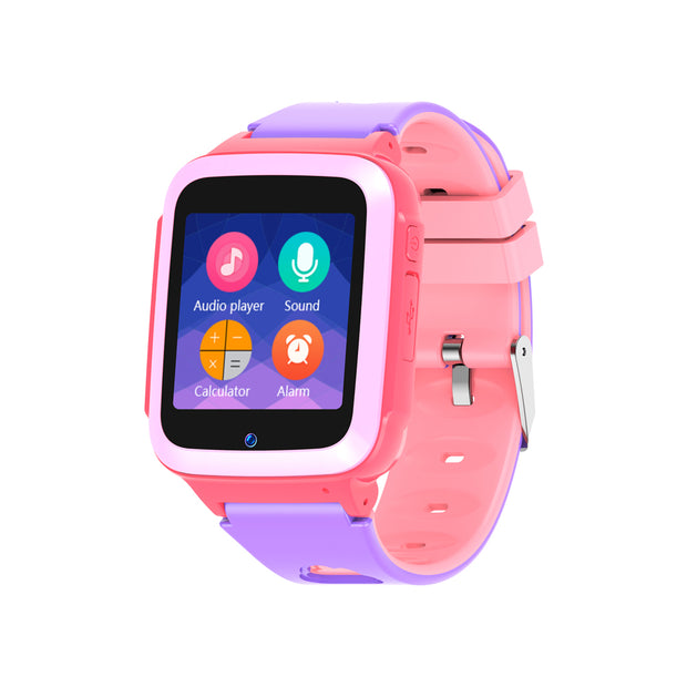 Kid's Smart Watch with LCD Touch Display and Built-in Apps
