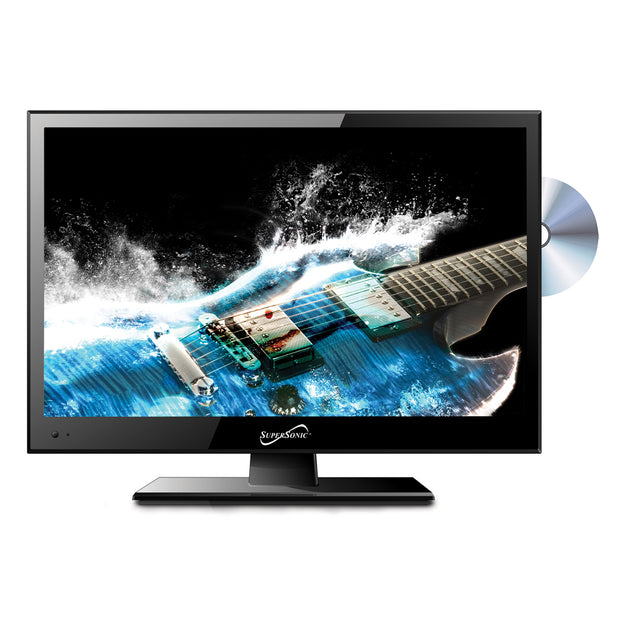 "15.6"" LED FHD TV with Built-in DVD Player"
