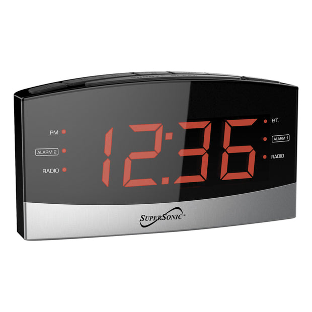 Bluetooth® Clock Radio